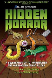 hidden horror cover